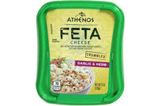 Athenos Feta-Garlic & Herb Crumbled