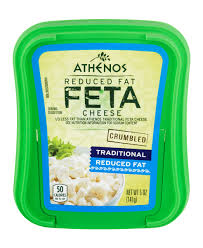Athenos Feta-Reduced Fat Crumbled