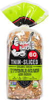Dave's Killer Bread Organic Thin-sliced 21 Whole Grains