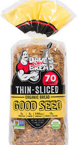 Dave's Killer Bread Organic Thin-sliced Good Seed