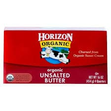Horizon Organic Unsalted Butter