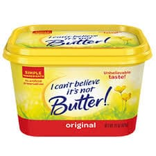 I can't believe it's not Butter-Original
