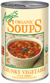 Amy's Organic Soup Split Pea