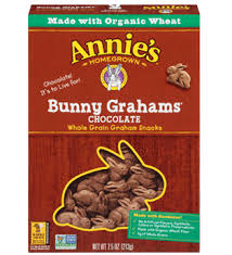 Annie's Chocolate Bunny Grahams