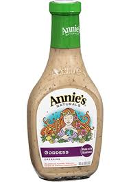 Annie's Lemon & Chive Dressing