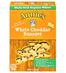 Annie's Baked White Cheddar Bunnies