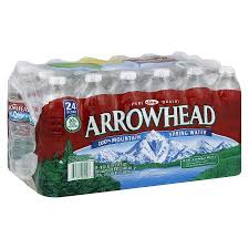 Arrowhead Mountain Spring Water-24 ct