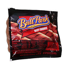 Ball Park Beef Franks