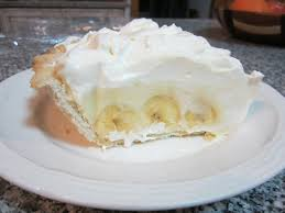 Bakery Banana Cream Pie