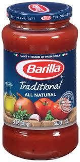 Barilla Traditional Marinara Sauce