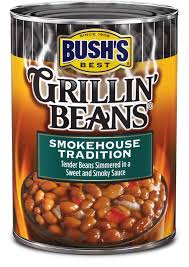 Bush's Best Bourbon and Brown Sugar Grillin Beans