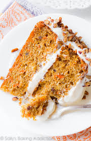 Bakery Carrot Cake