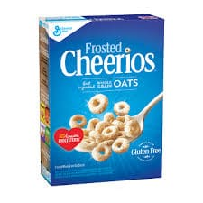 General Mills Frosted Cheerios