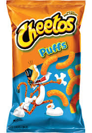 Cheetos Cheese Puffs