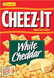 Sunshine Cheez-It White Cheddar Crackers