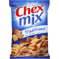 Chex Mix-Traditional