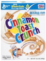 General Mills Cinnamon Toast Crunch