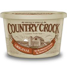 Country Crock Shedd's Spread - 45 oz tub