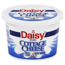 Daisy Cottage Cheese-Small Curd