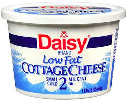 Daisy Cottage Cheese-Low Fat  - 16 oz