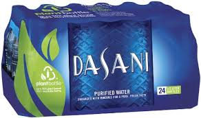 Dasani Bottle Water-24 ct