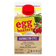 Egg Beaters Southwest Style