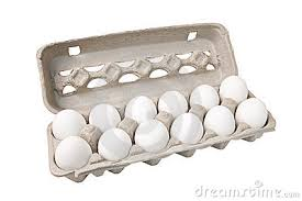 Store Brand Grade A Large Eggs - 12 ct
