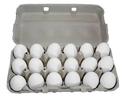 Store Brand Grade A Large Eggs - 18 ct
