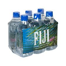 Fiji Artesian Bottle Water-6 ct