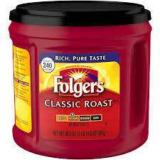 Folgers Breakfast Blend Coffee