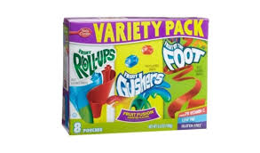 Betty Crocker Fruit Rollup Variety