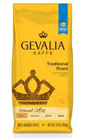 Gevalia House Blend Decaf Ground Coffee