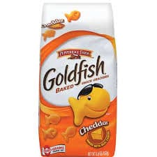 Pepperidge Farm Goldfish Crackers-Cheddar