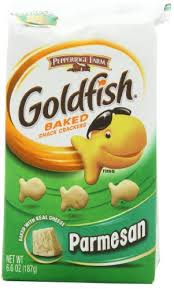 Pepperidge Farm Goldfish Crackers-Parmesan Baked