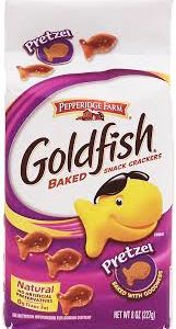 Pepperidge Farm Goldfish Crackers-Pretzel