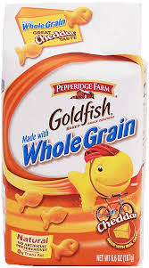 Pepperidge Farm Goldfish Crackers-Whole Grain