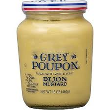 Grey Poupon Mustard Dijon with Horseradish Squeeze