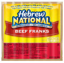 Hebrew National Beef Cocktail Franks