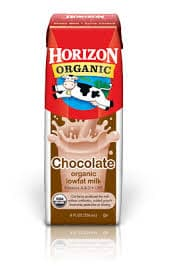 Horizon Organic Chocolate Milk - 8 oz