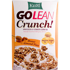 Kashi Go Honey Almond Flax Cereal