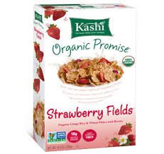 Kashi Cereal Strawberry Fields