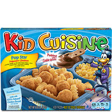Kid Cuisine-Popcorn Chicken
