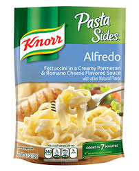Knorr Pasta Sides Butter & Herb Flavored Pasta