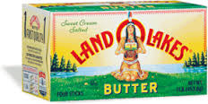 Land O Lakes Butter Salted 4 sticks