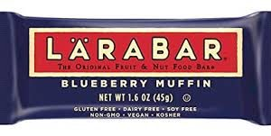 Larabar Blueberry Muffin Bar