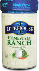 Litehouse Sweet French Dressing