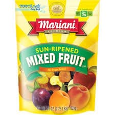 Mariani Dried Mixed Fruit