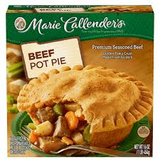 Marie Calendar's-Turkey Pot Pie