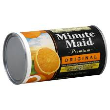 Minute Maid Juice Orange Vitamin Fortified