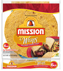 Mission Wraps-Tomato Basil
